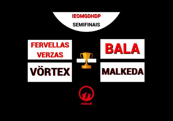 """Semifinais do """"Imos Escoller O Mellor Grupo Da Historia"""""""