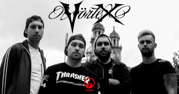 Vörtex e o seu metal, segundo semifinalista do IEOMGDHDP