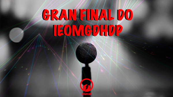 Anunciamos a data e finalistas da gran final do IEOMGDHDP