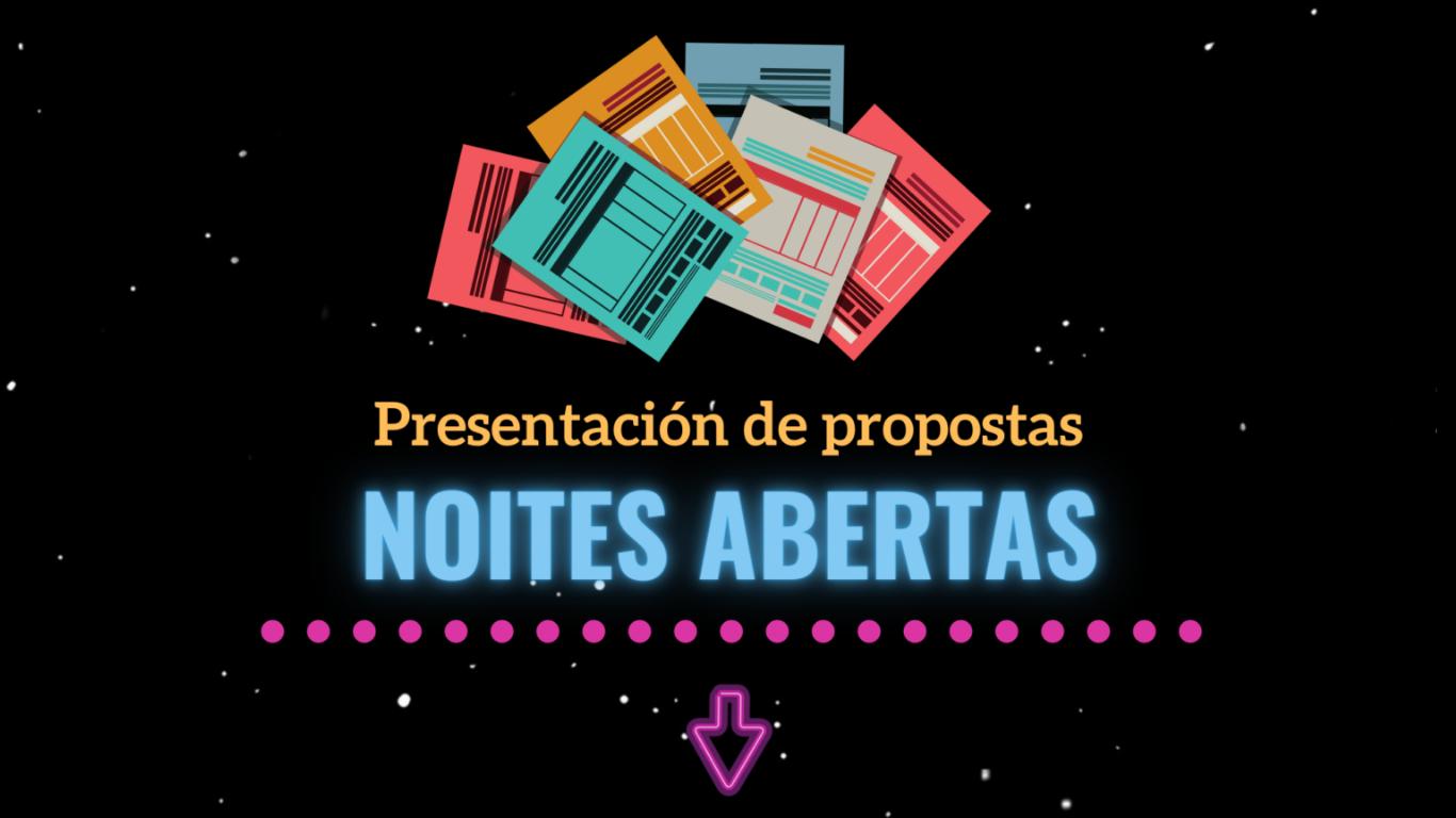 "Volve NOITES ABERTAS con versión ""online"""
