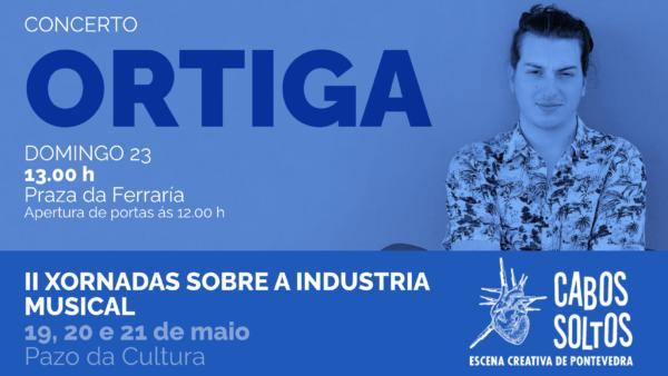 Volve Cabos Soltos con xornadas técnicas e concerto de Ortiga