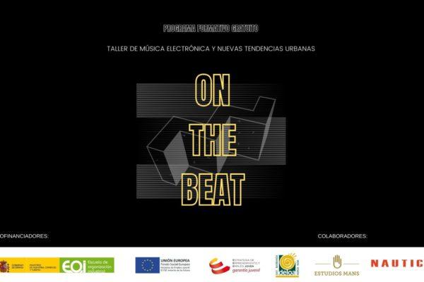 """""""On the beat"""" Obradoiro de música electrónica e novas tendencias urbanas"""
