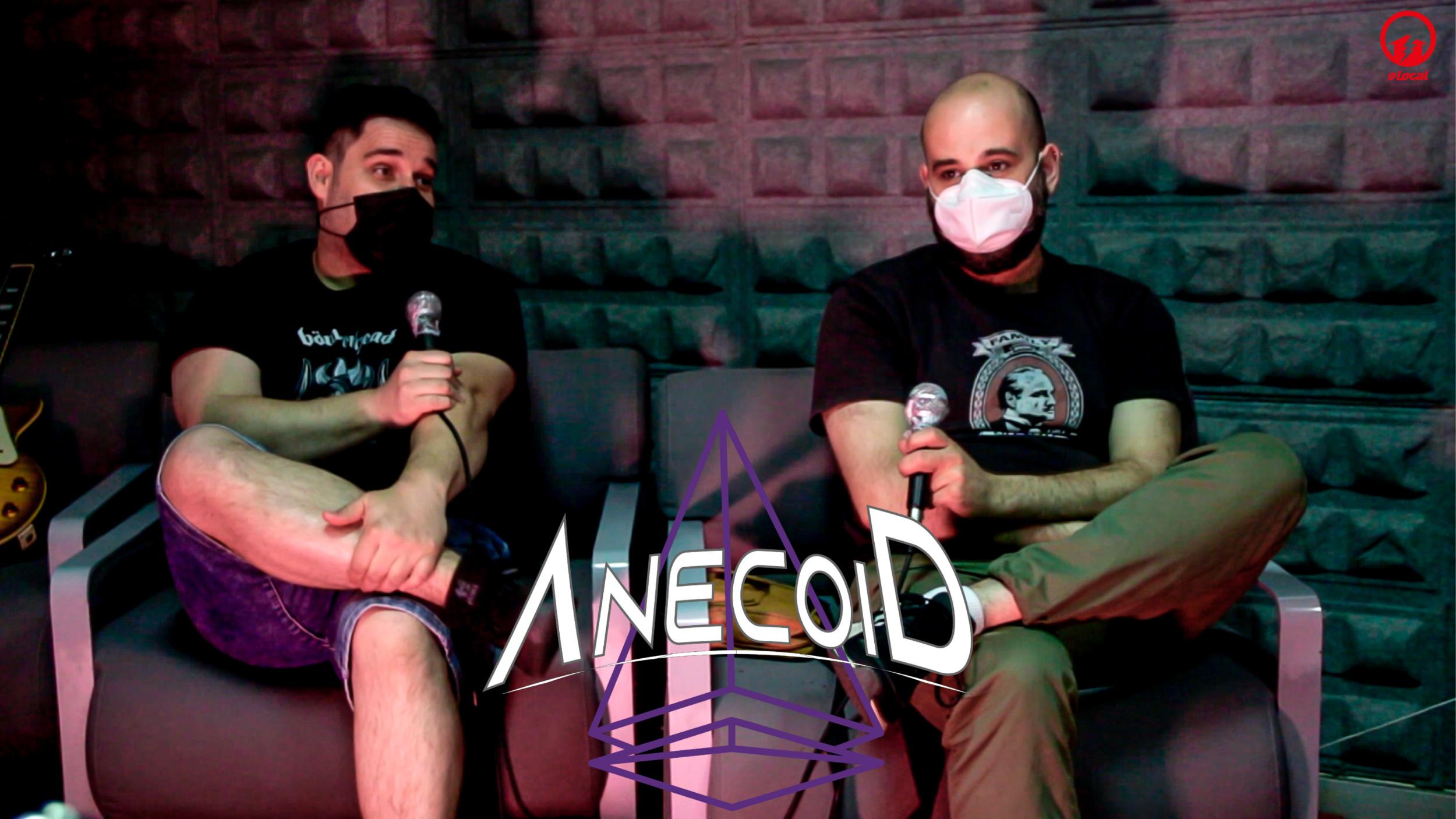 ⚡️LP3 ⚡️O camiño á profesionalización de 🔥 ANECOID 🔥